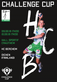 HC Berchem Dicken 9 10.2
